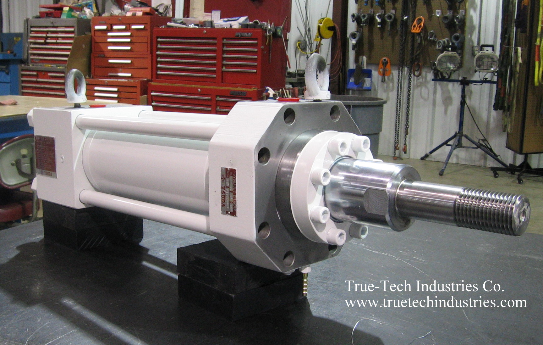 True-Tech Industries Co  - Hydraulic and Pneumatic Cylinders