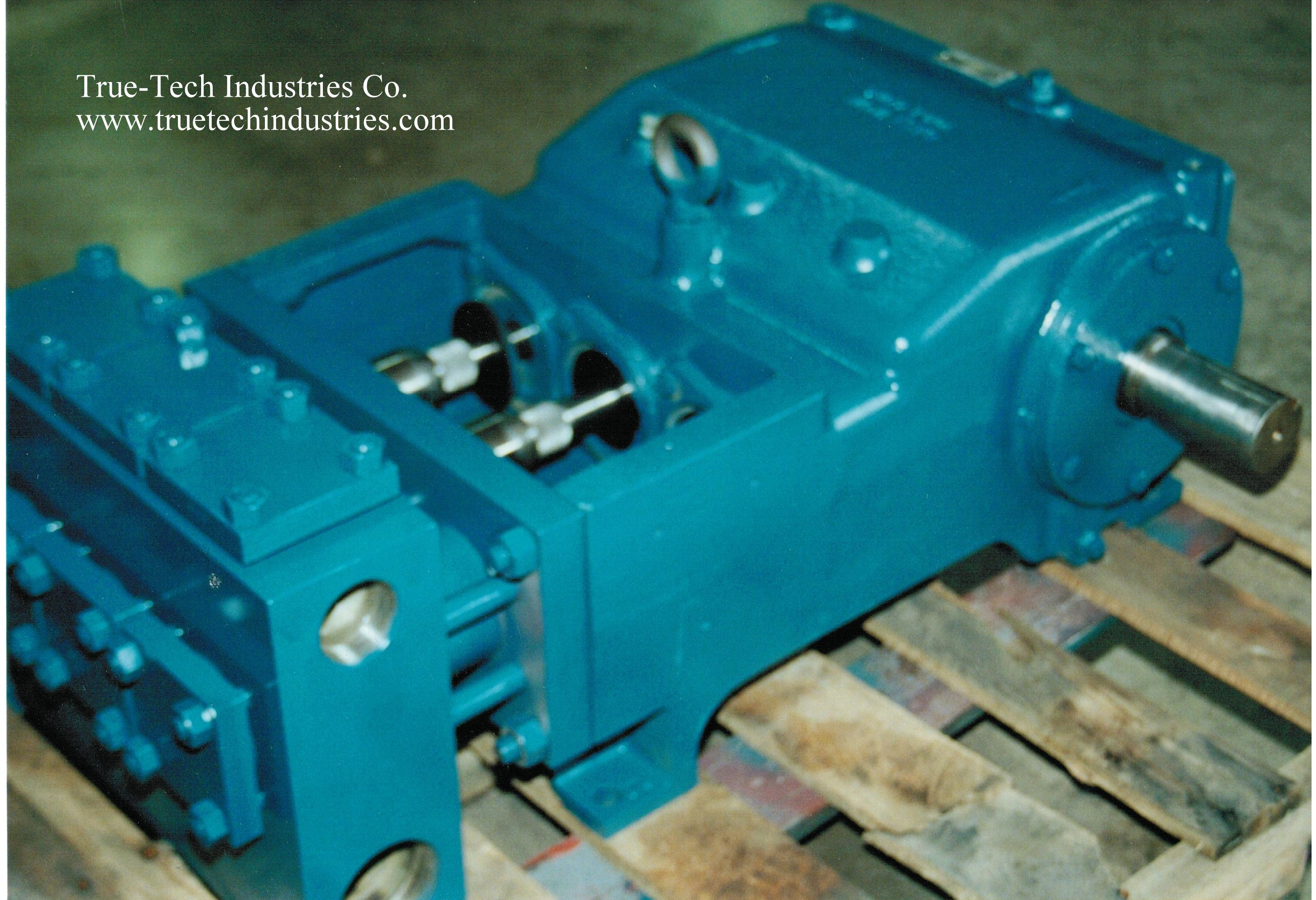 True-Tech Industries Co  - Pumps and Blowers